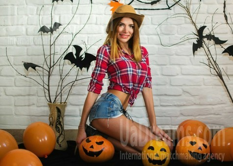 Maryana from Lutsk 28 years - girl for marriage. My small public photo.