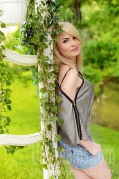 Inna from Kharkov 33 years - ukrainian woman. My small public photo.