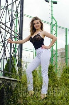 Marina from Cherkasy 26 years - lovely girl. My small public photo.
