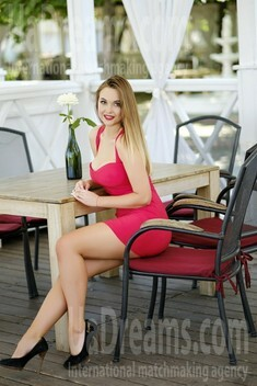 Yuliia 20 years - attentive lady. My small public photo.