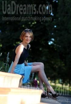Oksana from Rovno 32 years - sunny day. My small public photo.