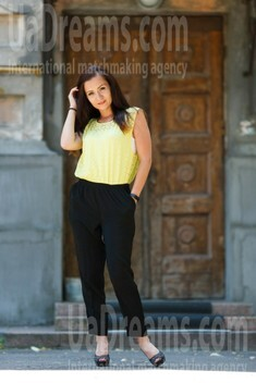 Irina from Kremenchug 29 years - ukrainian woman. My small public photo.