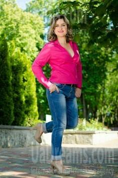 Victoria from Kremenchug 40 years - intelligent lady. My small public photo.