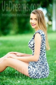 Mariana from Ivanofrankovsk 27 years - favorite dress. My small public photo.