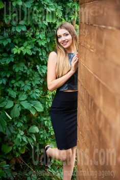 Mariana from Ivanofrankovsk 28 years - sunny smile. My small public photo.