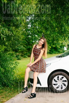 Mariana from Ivanofrankovsk 28 years - bride for you. My small public photo.