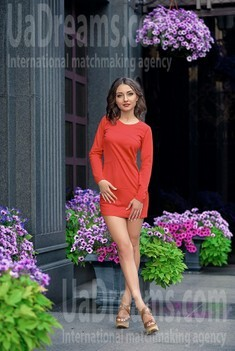 Alina from Dnipro 22 years - charm and softness. My small public photo.