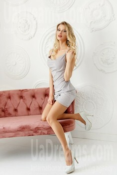 Julia from Ivano-Frankovsk 27 years - ukrainian bride. My small public photo.