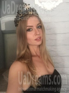 Julia from Ivanofrankovsk 26 years - nice fiancee. My small public photo.