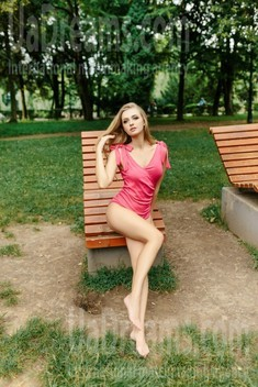 Julia from Ivanofrankovsk 26 years - girl for marriage. My small public photo.
