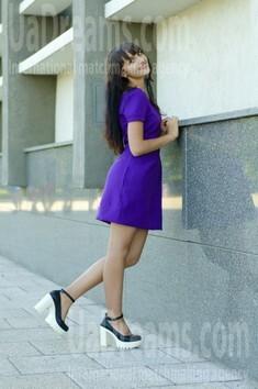 Marina from Cherkasy 21 years - sunny day. My small public photo.