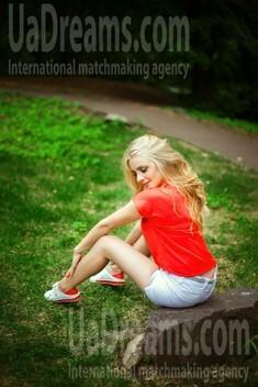 Anastasia from Kiev 33 years - seeking soulmate. My small public photo.