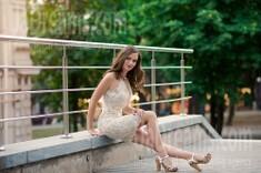 Tonya from Dnipro 30 years - easy charm. My small public photo.