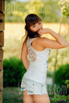 Ann from Poltava 28 years - natural beauty. My small public photo.