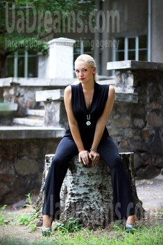 Asya from Zaporozhye 26 years - bride for you. My small public photo.