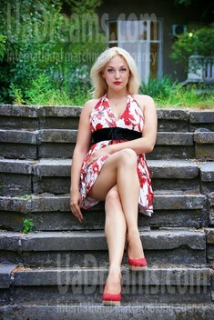 Asya from Zaporozhye 26 years - future bride. My small public photo.