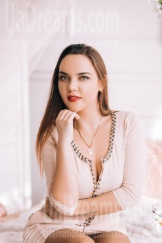Yana from Lutsk 21 years - bright smile. My small public photo.