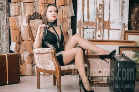 Yana from Lutsk 21 years - desirable woman. My small public photo.