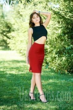 Liudmyla from Ivanofrankovsk 23 years - sunny smile. My small public photo.
