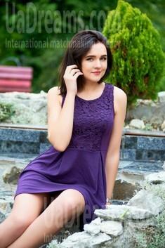 Liudmyla from Ivanofrankovsk 23 years - hot lady. My small public photo.