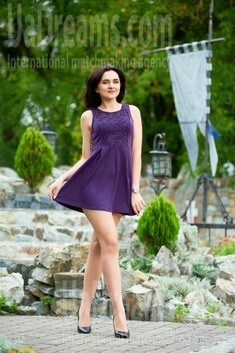 Liudmyla from Ivanofrankovsk 23 years - Kind-hearted woman. My small public photo.