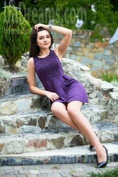 Liudmyla from Ivanofrankovsk 23 years - romantic girl. My small public photo.