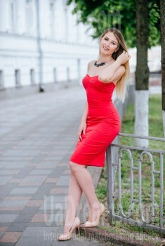 Oksana from Poltava 25 years - future bride. My small public photo.