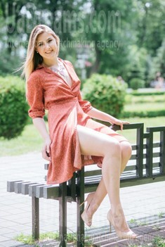 Oksana from Poltava 25 years - search for love. My small public photo.