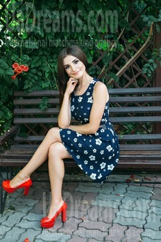 Lenochka from Sumy 22 years - single lady. My small public photo.