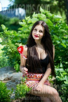 Lenochka from Sumy 24 years - Warm-hearted girl. My small public photo.