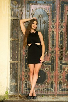 Lenochka from Sumy 25 years - look for fiance. My small public photo.