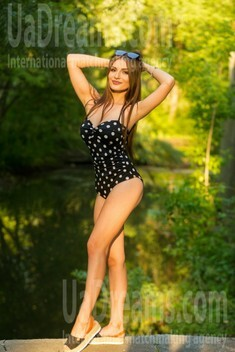 Lenochka from Sumy 25 years - future wife. My small public photo.