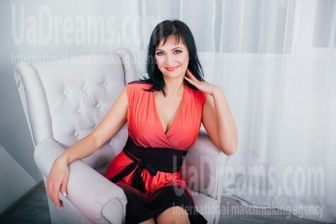 Alla from Cherkasy 44 years - joy and happiness. My small public photo.