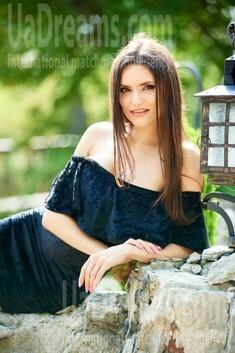 Oksana from Ivanofrankovsk 25 years - sunny smile. My small public photo.