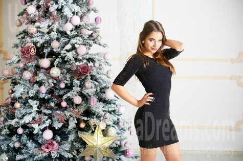 Solomiya from Ivanofrankovsk 22 years - eyes lakes. My small public photo.