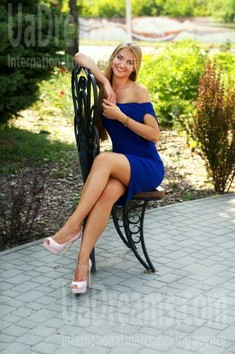 Valentina from Cherkasy 24 years - searching life partner. My small public photo.