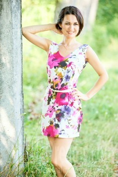 Galina from Ivanofrankovsk 37 years - seeking soulmate. My small public photo.