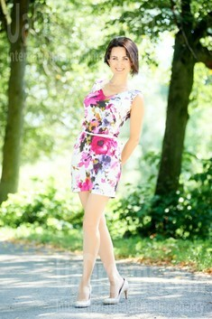 Galina from Ivanofrankovsk 37 years - romantic girl. My small public photo.