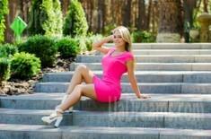 Arina from Cherkasy 19 years - waiting for husband. My small public photo.