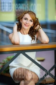Elena from Kremenchug 35 years - nice fiancee. My small public photo.