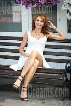 Elena from Kremenchug 35 years - romantic girl. My small public photo.