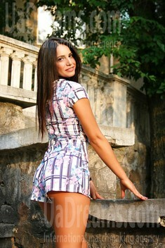 Marina from Zaporozhye 34 years - seeking man. My small public photo.