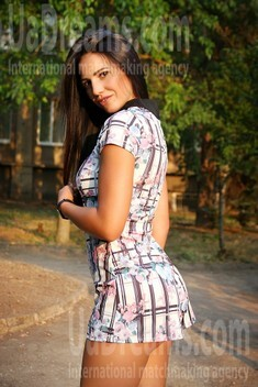 Marina from Zaporozhye 34 years - look for a man. My small public photo.