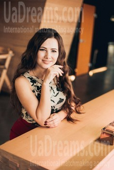 Lilia from Poltava 24 years - Warm-hearted girl. My small public photo.