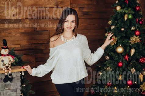 Lilia from Poltava 25 years - seeking soulmate. My small public photo.