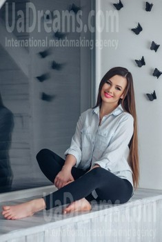 Lilia from Poltava 26 years - ukrainian woman. My small public photo.