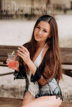 Lilia from Poltava 26 years - bride for you. My small public photo.