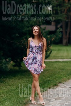 Lilia from Poltava 26 years - eyes with love. My small public photo.