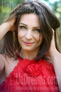 Natalie from Zaporozhye 44 years - romantic girl. My small public photo.