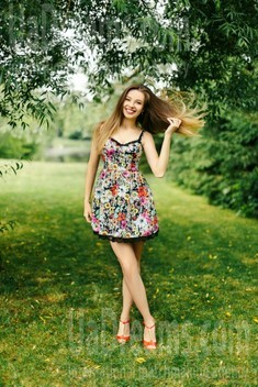 Ira from Ivanofrankovsk 27 years - search for love. My small public photo.